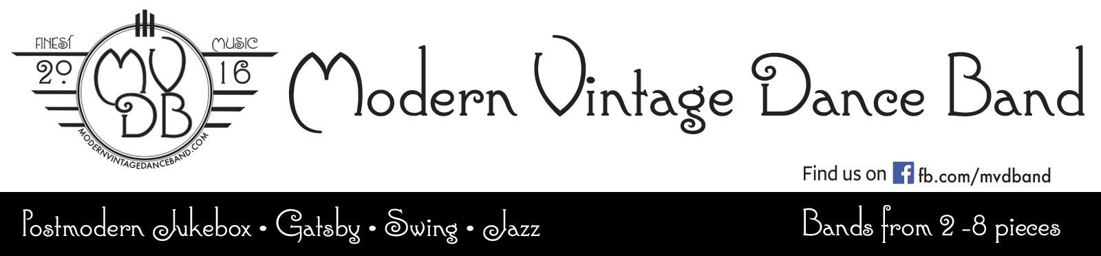 Modern Vintage Dance Band